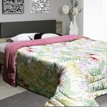 Edredom Cobertor Queen Coberdom Premium Flora Europa - Europa