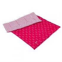 Edredom Para Pet Munique P 68 X 55 Cm Pink Fábrica Pet -