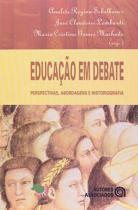 Educacao em debate - Autores associados