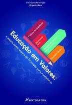 Educaçao em valores-a escola como espaço de - Editora crv