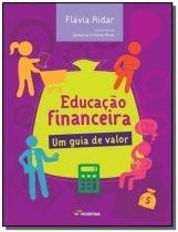Educacao financeira: um guia de valor - colecao in - Moderna - paradidaticos