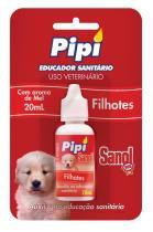 Educador cão sanitário pipi sanol 20 ml - Sanol dog