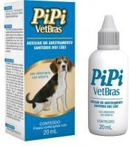 Educador cão sanitário pipi  vetbras 20 ml - Vetbras