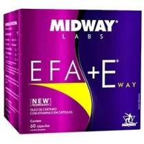 Efa+E Way 48 Cápsulas - Midway Labs