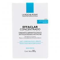 Effaclar Sabonete Concentrado La Roche Posay - Limpador Facial - 80g - La Roche-Posay