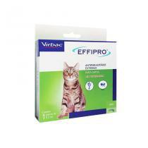 Effipro Antipulgas Gatos (0,5ml) - Virbac -