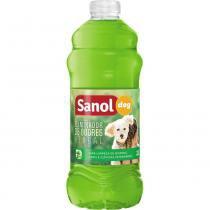 Eliminador de Odores Sanol Dog 2L Herbal -