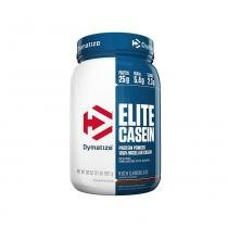 Elite casein 2lbs (907g) - chocolate - Dymatize nutrition