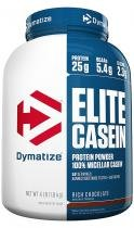 Elite Casein (4lbs/1.800g) - Dymatize Nutrition - Chocolate -