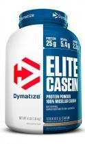 Elite Casein (4lbs/1.800g) - Dymatize Nutrition - Cookies & Cream - Dymatize Nutrition