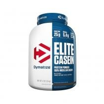 Elite casein 4lbs (1818g) - chocolate - Dymatize nutrition