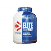 Elite whey 5lbs (2268g) - chocolate - Dymatize nutrition