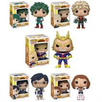 EM BREVE: Pop Pack Boku no Hero Academia: Anime (Set de 5) - Funko - Funko