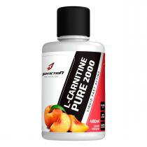 Emagrecedor L-CARNITINE PURE 2000 - BodyAction - 480ml - Pêssego - Body action