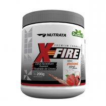 Emagrecedor X-FIRE - Nutrata Suplementos - 200g - Guaraná -