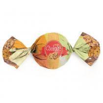 Embalagem para Trufa Cookies 15x16cm c/100 - Cromus -