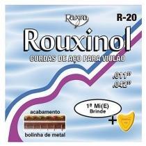 Encordoamento em Aço Inox com Bolinha R20 14283 - Rouxinol - Rouxinol