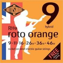 ENCORDOAMENTO GUITARRA ROTOSOUND RH9 - ROTOSOUND