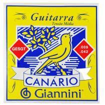 Encordoamento para Guitarra GESGT 0.09 - Giannini - Giannini