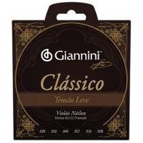 Encordoamento para Violão GENWPL Série Clássico Nylon Leve - Giannini - Giannini