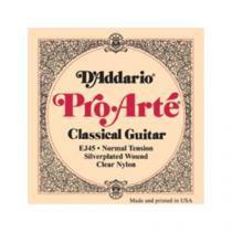 Encordoamento para Violão J45 Nylon Leve - DAddario -