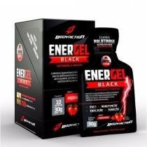 Energel Black - Morango 10 Sachês - Body Action - Bodyaction