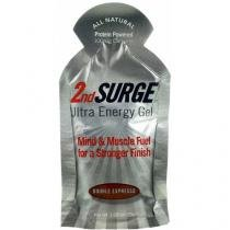 Energético 2Nd Surge Energy Gel 1 Sachê - Double Expresso - Pacific Health