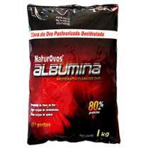Energético Albumina 1kg - NaturOvos