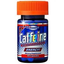 Energético Caffeine Energy 20 Cápsulas - Arnold Nutrition