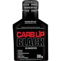 Energético Carb Up Black 30g Guaraná com Açai - Probiótica