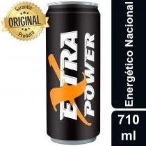 Energético Lata 710ml 12 Unidades - Extra Power -