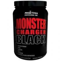 Energético Monster Charger Black 600g - Laranja e Guaraná - Probiótica