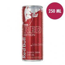 Energético Red Bull Red Edition Cranberry 250ml -