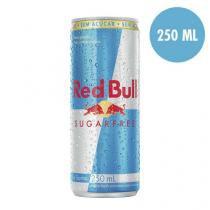 Energético red bull sugarfree 250ml -