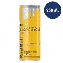 Energético Red Bull Yellow Edition Tropical 250ml - RED BULL