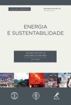 Energia E Sustentabilidade - Manole - 1