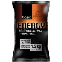 Energy Maltodextrina 1,5Kg Tangerina - Basic Nutrition
