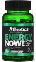 Energy Now (60 caps) - Atlhetica Nutrition - Atlhetica Nutrition