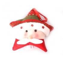 Enfeite Mini Almofada Natal - Modelos Sortidos - Aluá festas