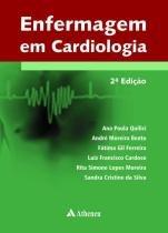 Enfermagem em cardiologia - Editora atheneu