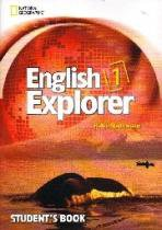English Explorer 1 - Student Book + Multirom - Cengage - 1