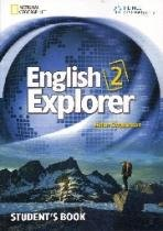 English Explorer 2 - Student Book + Multirom - Cengage - 1