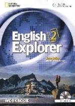 English Explorer 2 - Workbook - Cengage - 1