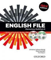 English File - Elementary - Multipack B With Itutor - 03 Ed - Oxford