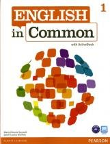 English in common 1 students book  with active boo - Pearson