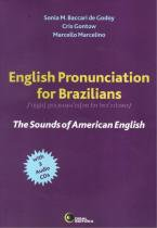 English pronunciation for brazilians with audio cd - Disal editora