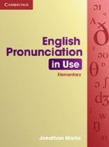 English Pronunciation In Use Elementary - 952471