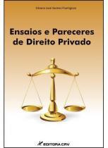 Ensaios e Pareceres de Direito Privado - Crv