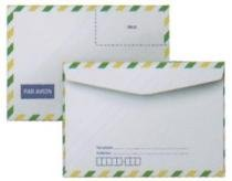 Envelope 114x162mm Aéreo 10 Unidades 29.0151-9 Foroni Blister - 1