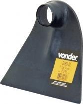 Enxada modelo sul 175x203mm sem cabo olhal 38mm redondo - Vonder - Vonder